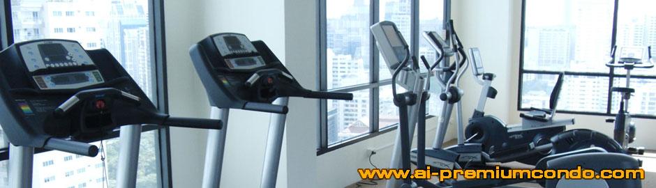 คอนโดคุณภาพ ออกกำลังกาย